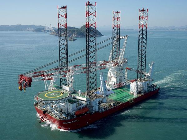 Seajacks secures turbine installation contract for Formosa 2 wind farm