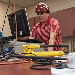 OU researchers work on new methodology for geothermal drilling