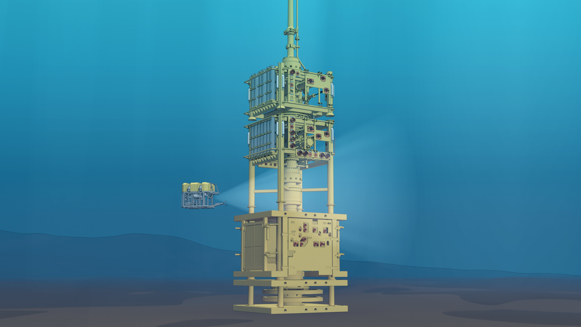Expro secures subsea contract from Pacific Santa Ana in Mauritania