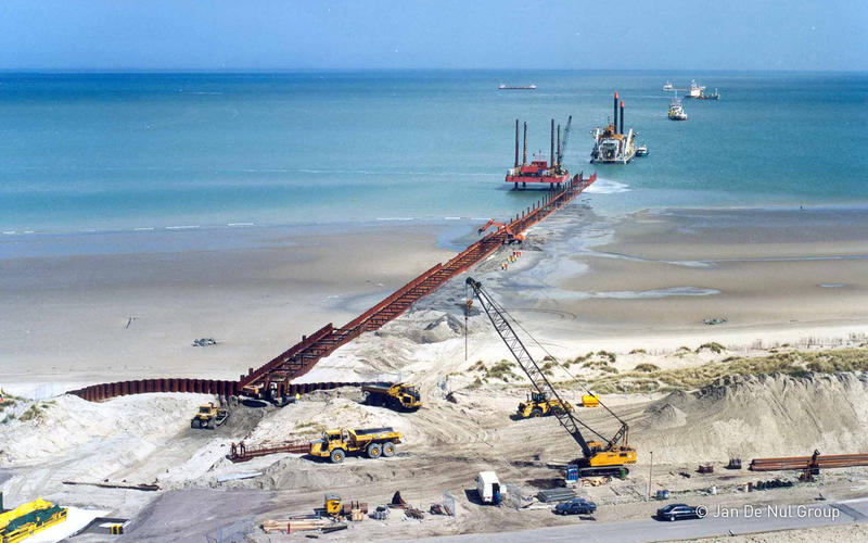 Tractebel led consortium to explore high-wave offshore solar technology