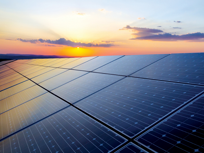 Noor Abu Dhabi Solar Power Project