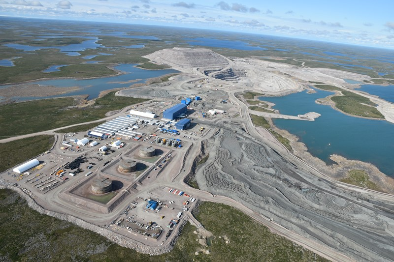 De Beers secures funding for carbon capture research at Gahcho Kué mine
