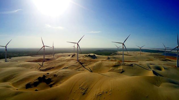 Siemens Gamesa to supply turbines for two Brazilian wind farms