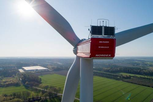 The Nordex Group to deliver 38 Delta4000 turbines in USA