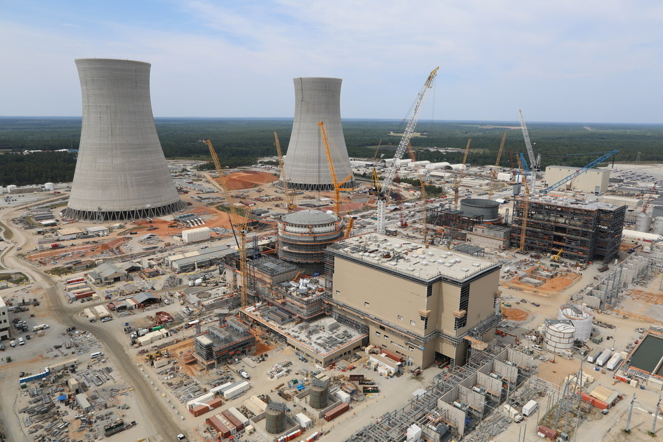 Georgia Power orders first nuclear fuel load for Vogtle unit 3