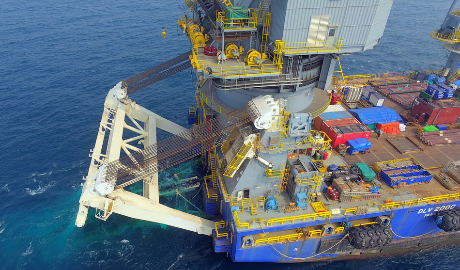 McDermott completes first offshore campaign for Reliance KG-D6 R Cluster project