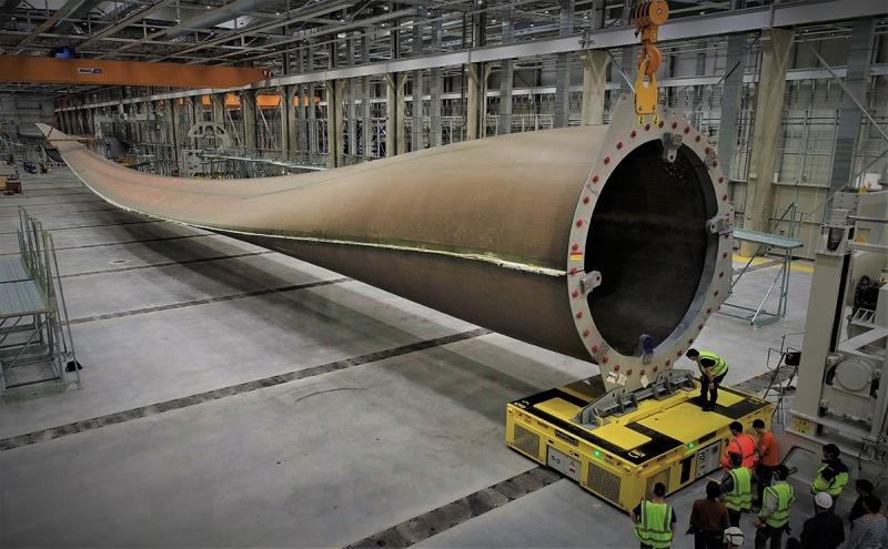 GE to hire additional staff for wind turbine blade manufacturing in France