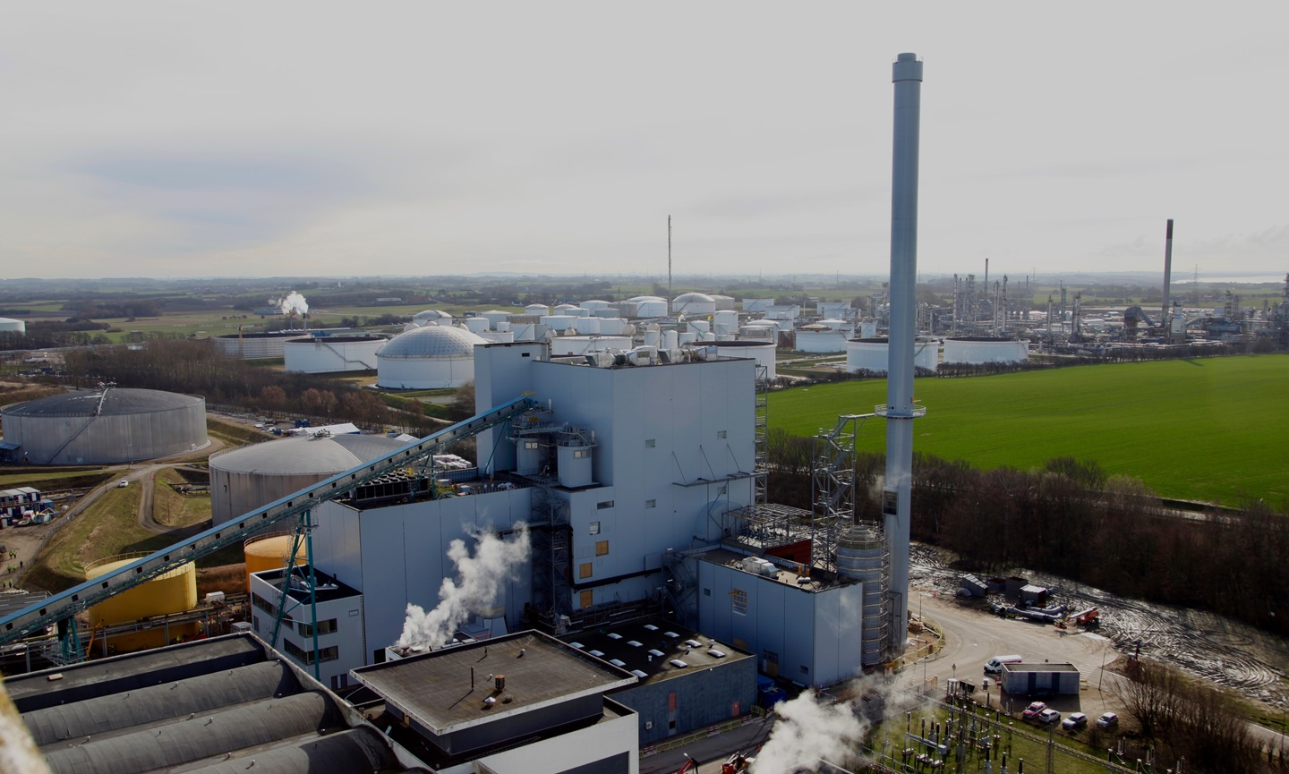 Ørsted set to trial new wood chip-fired Asnæs Power Station in Denmark
