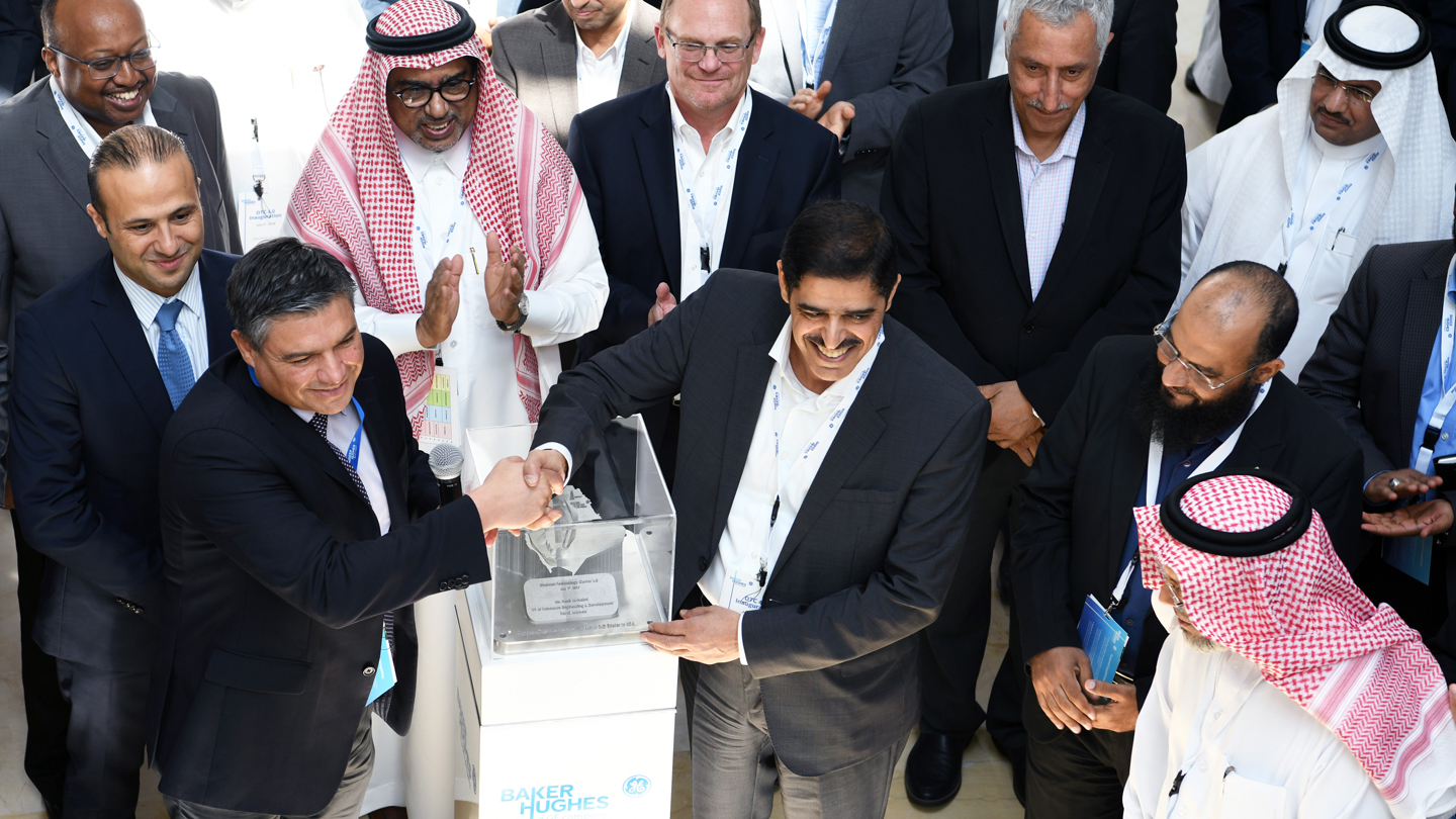 Saudi Aramco accelerates technology drive with Baker Hughes General Electric research partnership