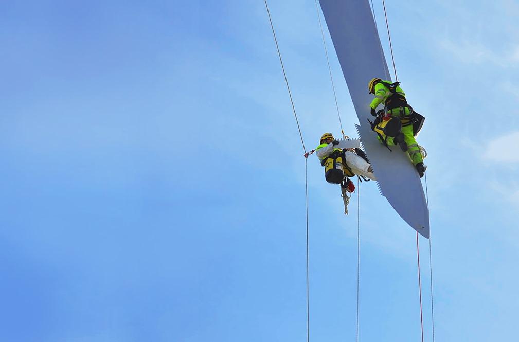 Bridges Fund Management acquires wind turbine repairer GEV Wind Power