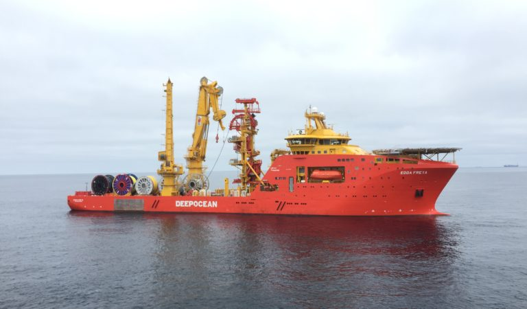 DeepOcean secures contract from Vigdis boosting station
