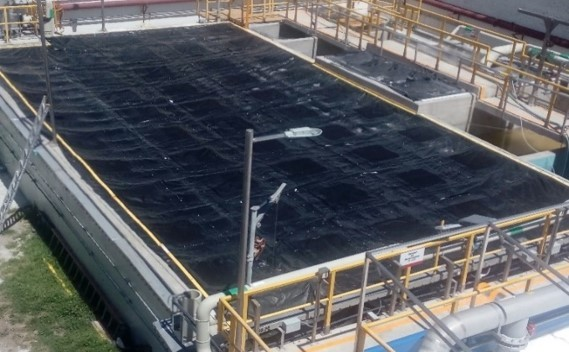 Anue Water rolls out geo-membrane systems for odor elimination in USA, Canada and Caribbean