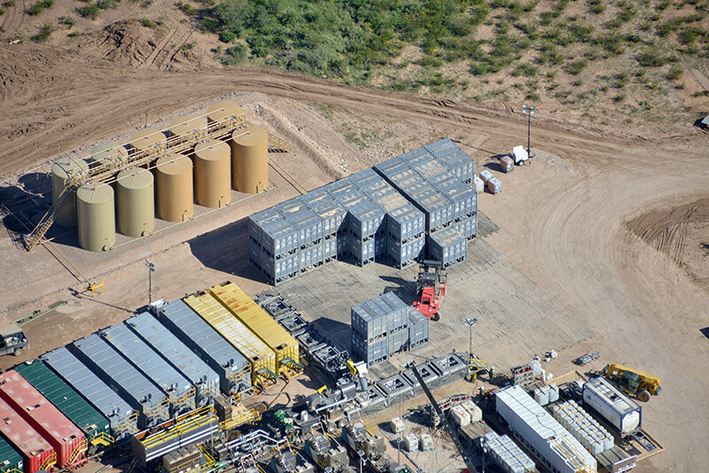 Evolution Well Services announces 30-month agreement for 100% electric fracturing fleet
