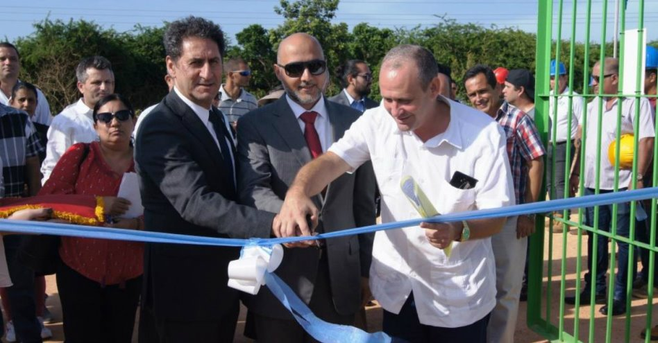 IRENA-ADFD partnership delivers 10MW solar project in Cuba