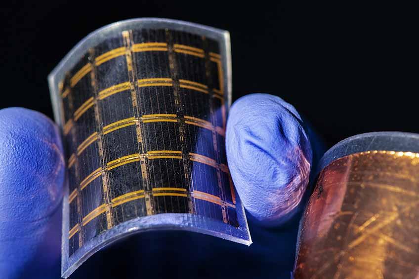 NREL develops highly efficient solar cell