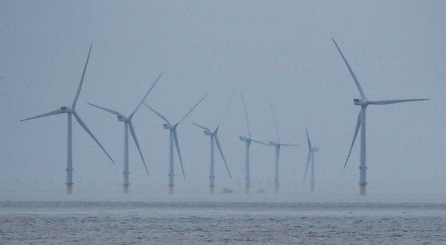 SMC completes structural inspection at Gunfleet Sands windfarm offshore substation