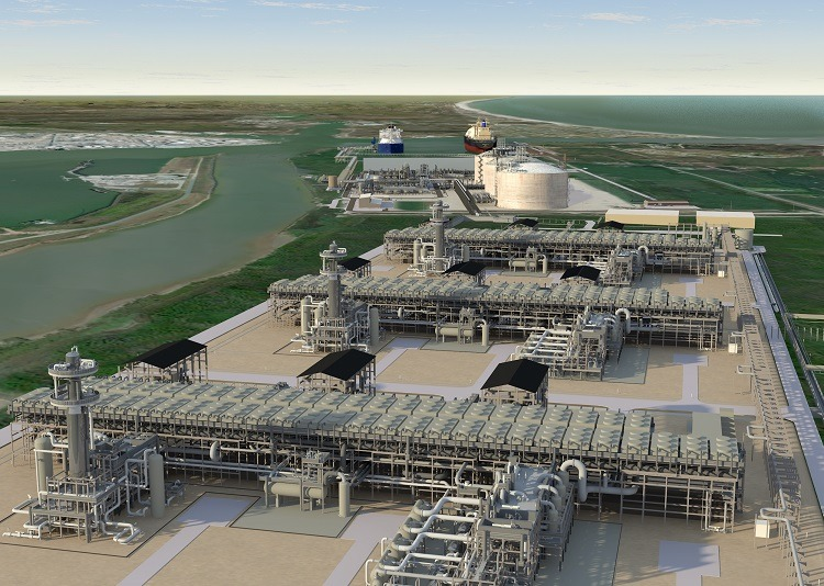 Train 1 of Freeport LNG export project enters final commissioning stage