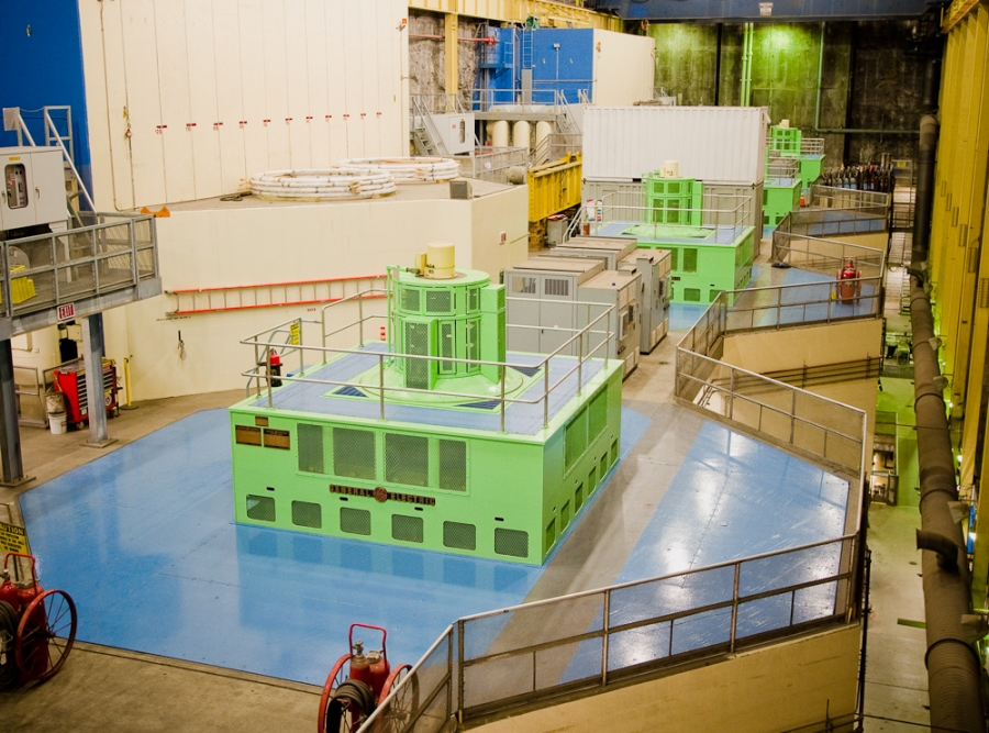 GE Renewable Energy wins two hydropower service contracts in US