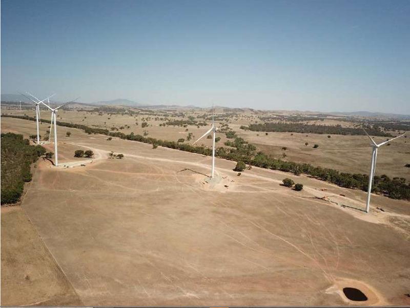 Image 1- Bulgana Green Power Hub, Australia