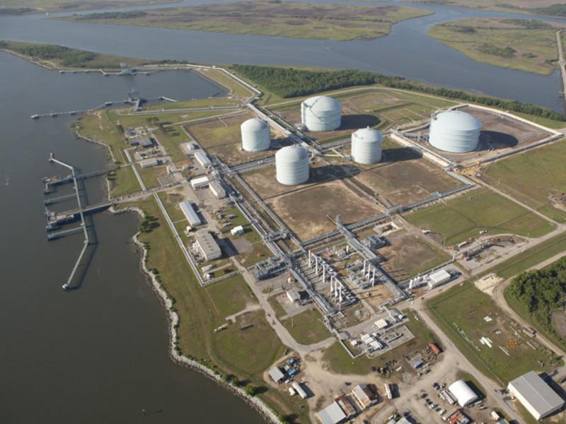 Elba LNG Export Project, Georgia