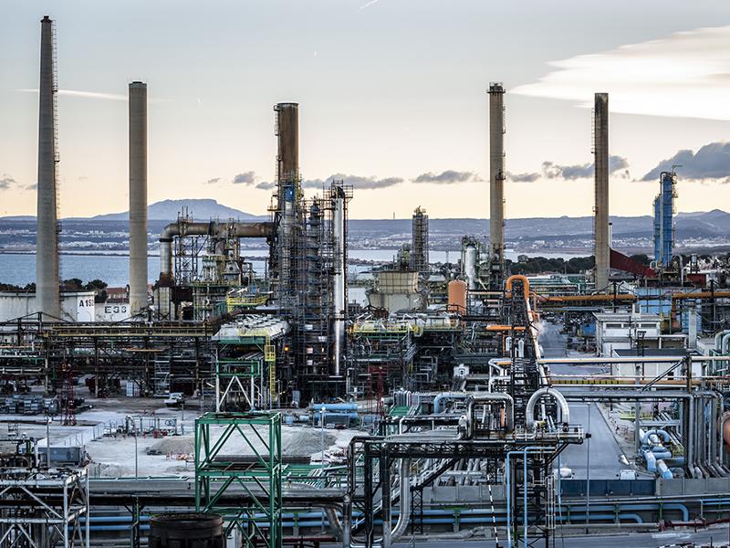 La Mede Biorefinery