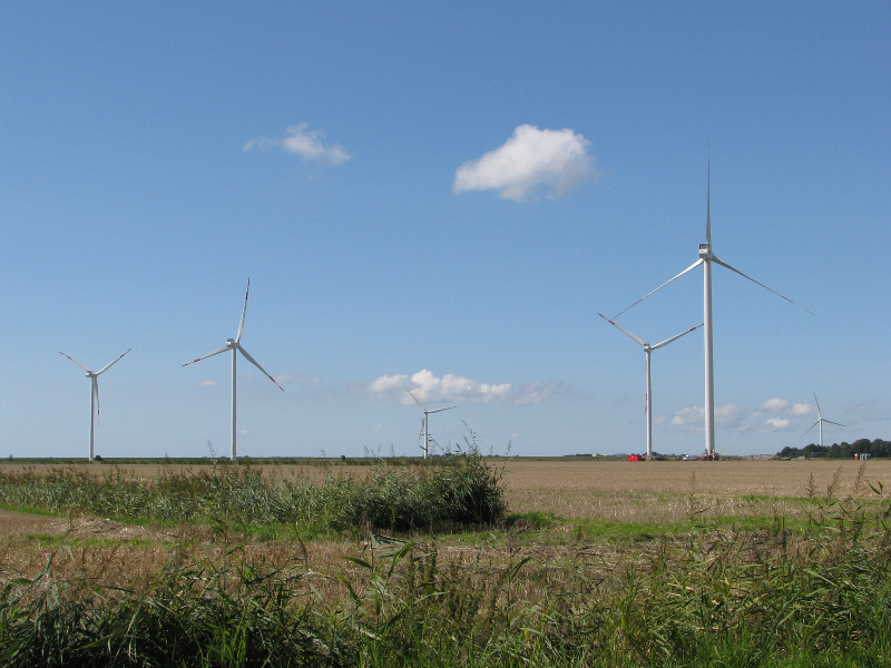Reußenkoge Wind Farm Expansion