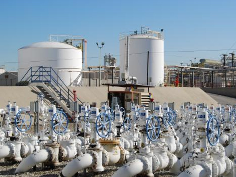 Image -2 Kinder Morgan's Gulf LNG Export Project – Mississippi, USA