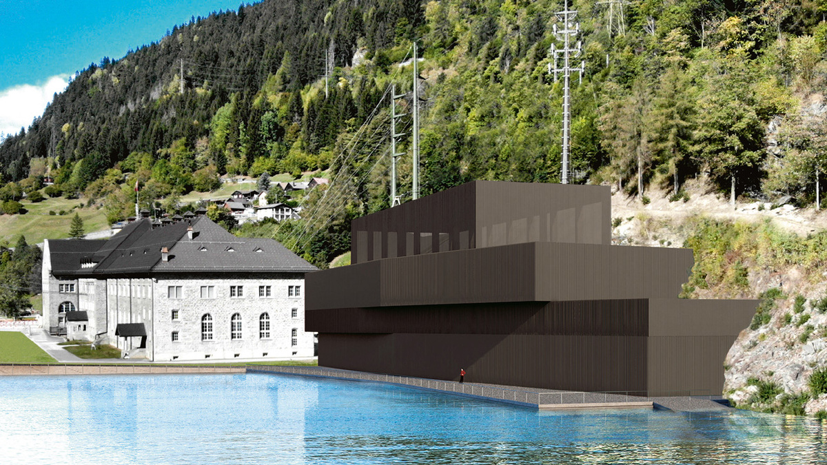 Voith to supply new generating units for Ritom power plant in Switzerland