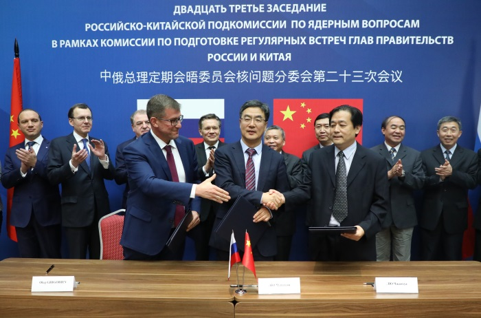TVEL to supply fuel for units 7 and 8 of Tianwan nuclear power plant in China
