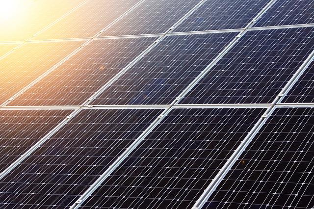 GE Solar, Blackrock partner to establish new renewable energy venture