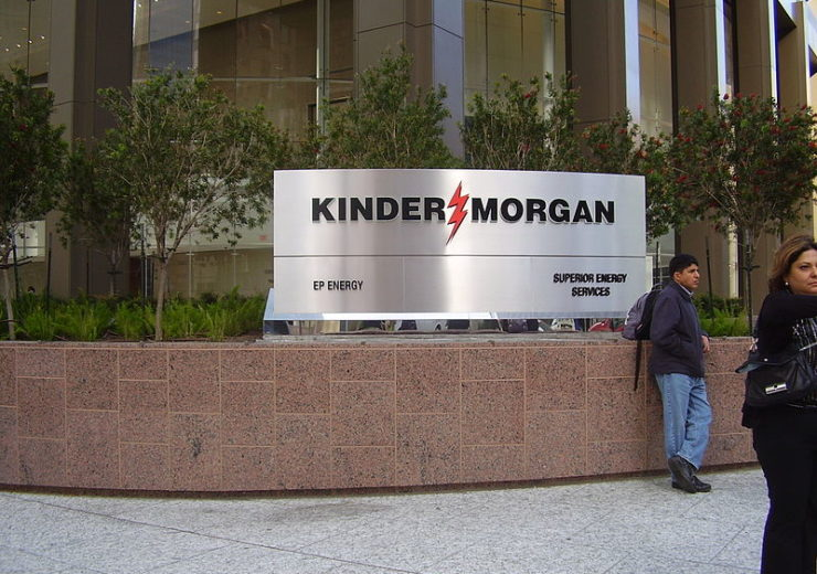 Kinder Morgan to invest £140m in Houston Ship Channel facilities