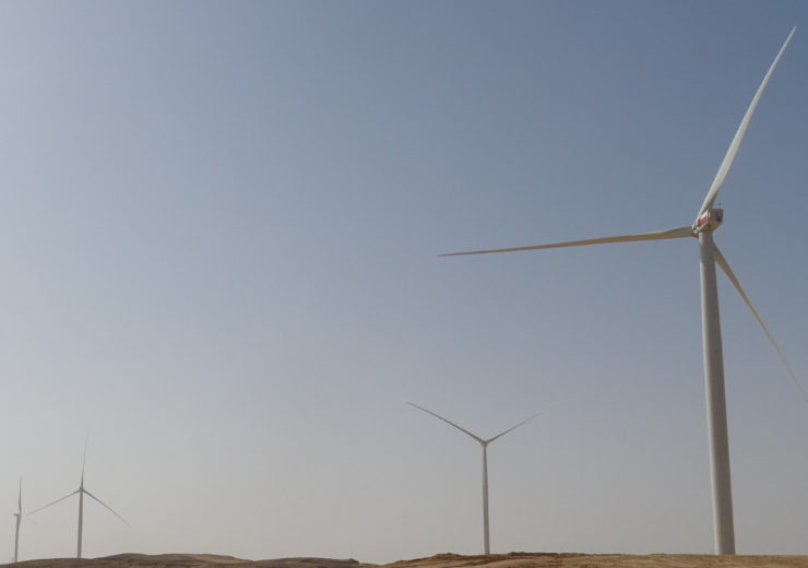 Masdar produces first electricity from Dhofar Wind Farm in Oman