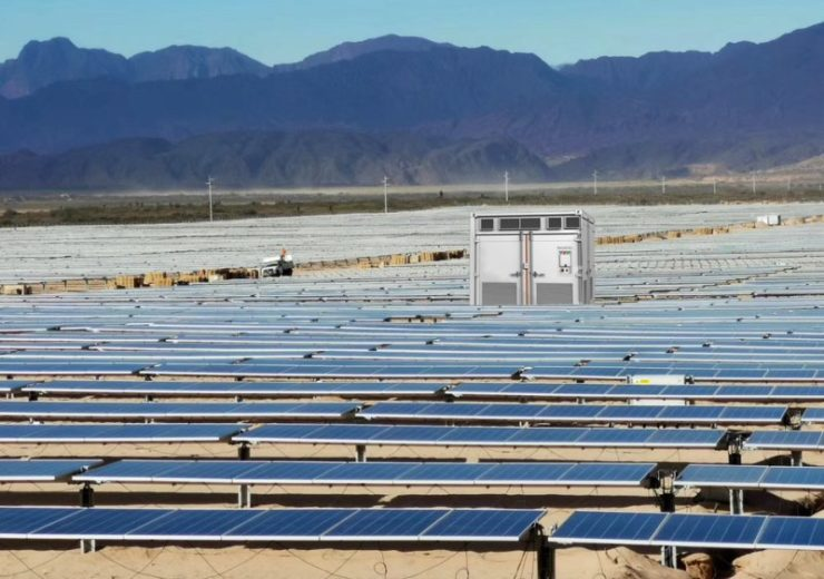 Sungrow supplies central inverter solutions for 100MW solar plant in Argentina