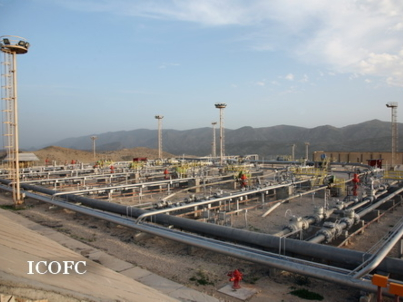Aghar Gas Field Expansion