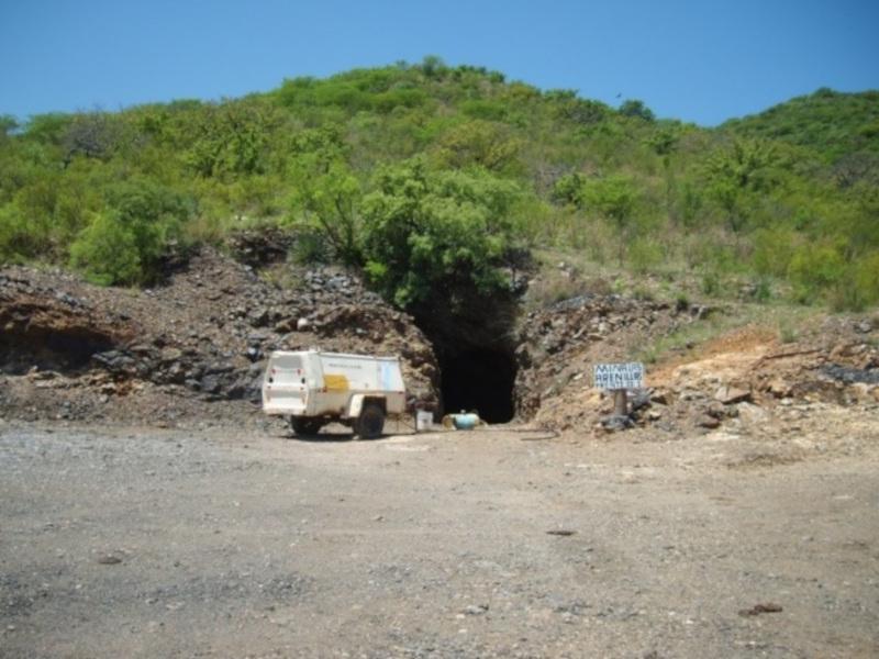 Oposura Zinc-Lead-Silver Project