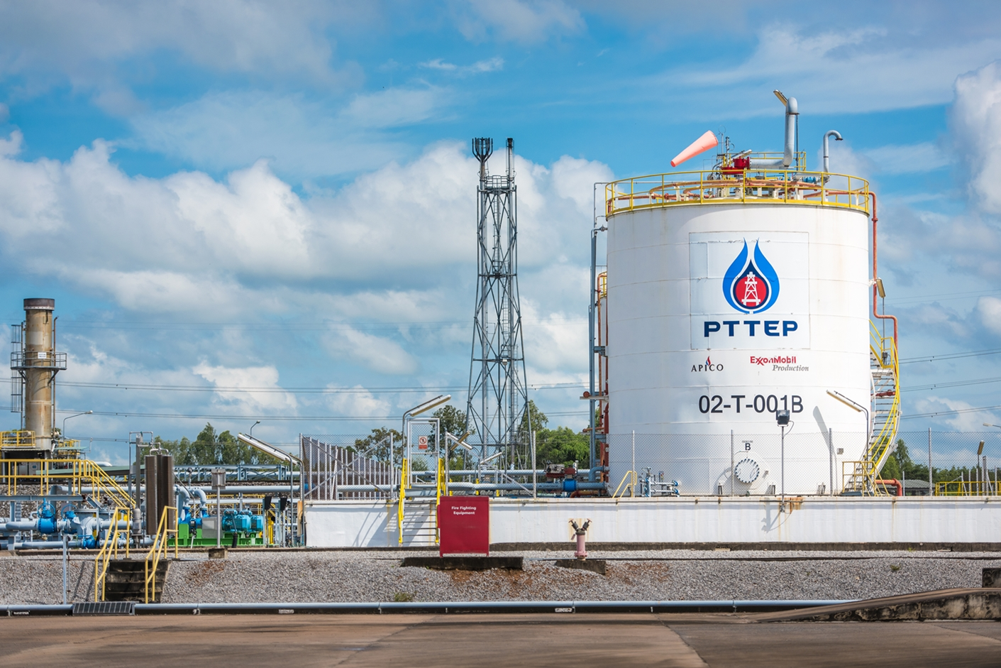 PTTEP acquires more shares in APICO, drives forward Sinphuhorm Project development