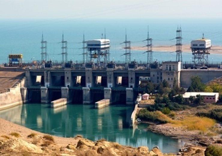 Work begins on modernisation of Qairokkum hydropower plant in Tajikistan