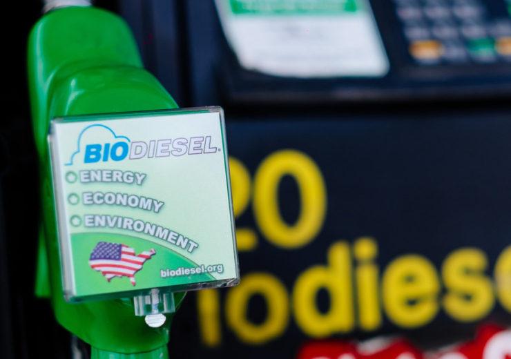 Biodiesel-Pump