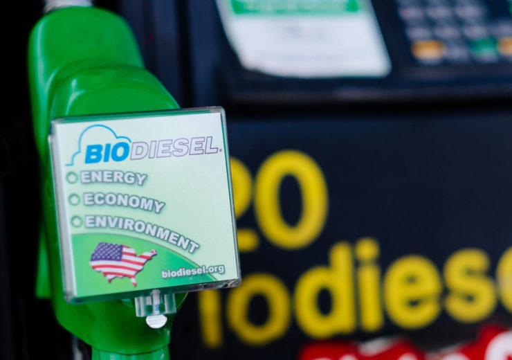 California approves B20 Biodiesel in underground storage tanks