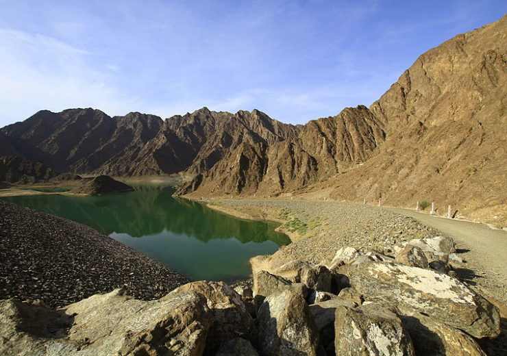 Hatta hydroelectric power station construction contract goes to consortium