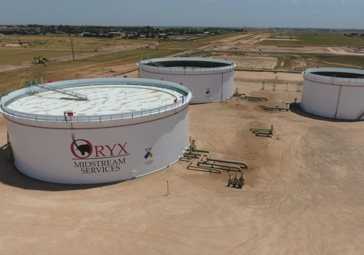 Oryx Midstream Services secures £450m investment from QIA