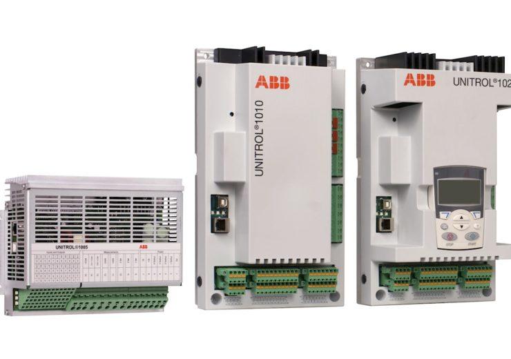 ABB_UNITROL_1000_excitation_system