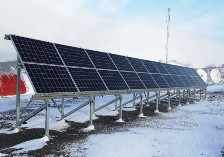 ABB supplies solar solutions for Uruguayan climate change research in Antarctica
