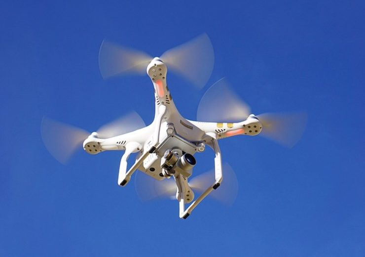 Echodyne pioneers drone flight over Trans-Alaska pipeline