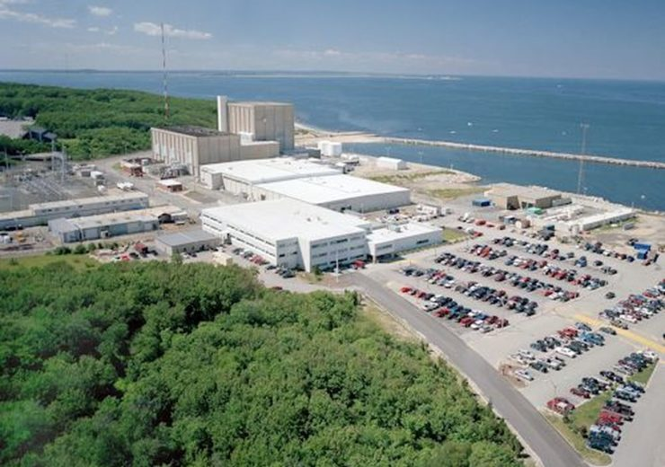 Entergy closes Pilgrim Nuclear Power Station sale to Holtec