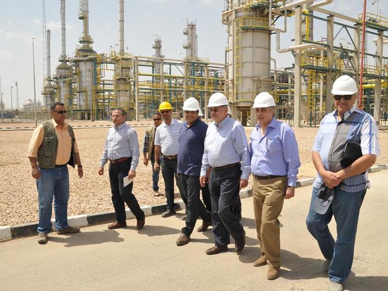 Egyptian LNG Project, Idku