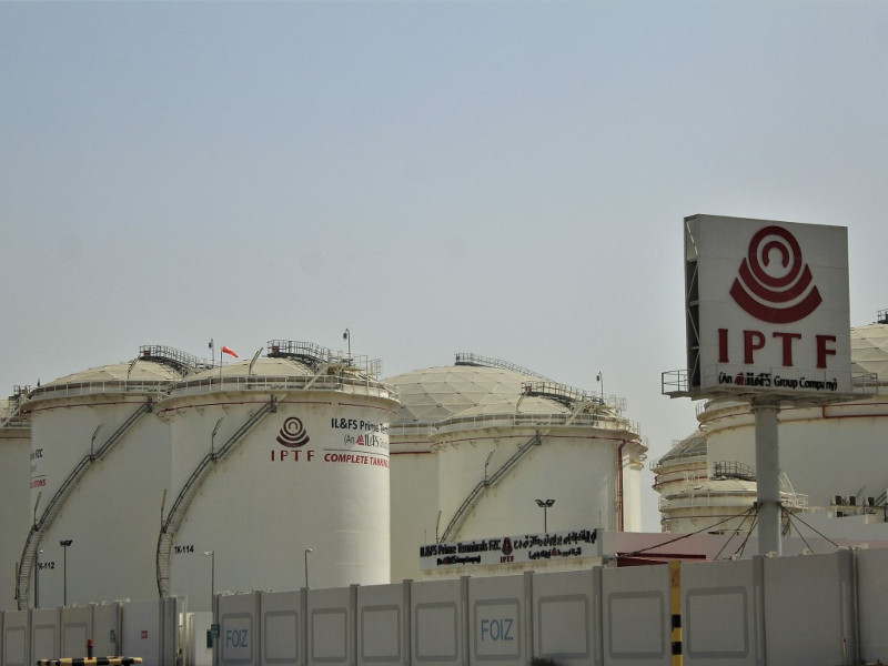 Fujairah Underground Oil Storage project