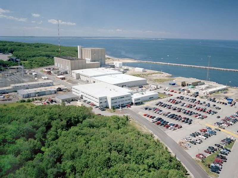 Pilgrim Nuclear Power Plant Decommissioning