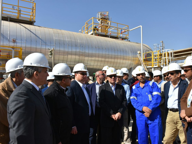 Image 2 - Egyptian LNG Project, Egypt