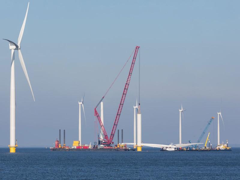 Image 2- Elia Modular Offshore Grid Project, Belgium North Sea